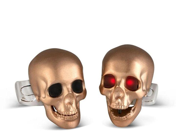 Tmx Rose Gold Skull Cufflinks 51 1068411 1562561074 Windermere, FL wedding dress