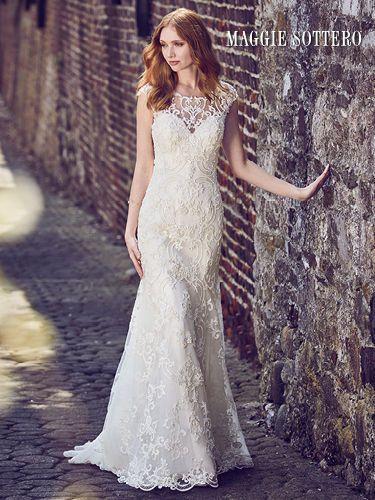 Tmx 1528316201 D0e7c6ced85fc645 1528316200 Bbab12e6803dbb37 1528316187560 10 Maggie Sottero Ev Hershey, PA wedding dress