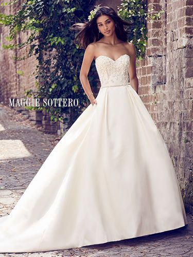 Tmx 1528316203 Ca6d27d34135c883 1528316203 14fa9be406cb0b8f 1528316187560 11 Maggie Sottero Gi Hershey, PA wedding dress