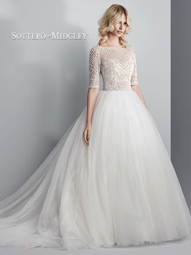 Tmx 1528316334 Ce7b663c8fd914c0 1528316333 00450bdb607020bb 1528316323992 2 Sottero And Midgle Hershey, PA wedding dress