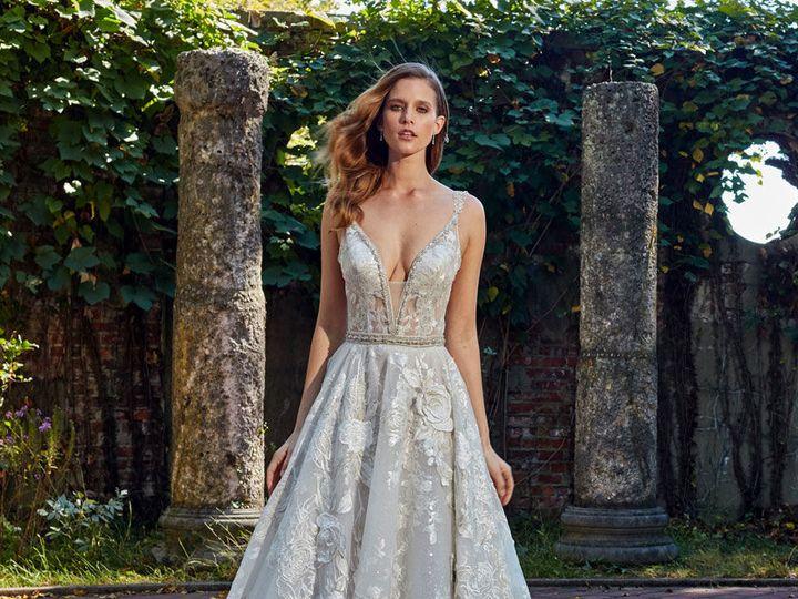 Tmx 1528316527 9cad5262ffd34baa 1528316525 0d206e474a98241e 1528316500634 5 Amalia Style 354 F Hershey, PA wedding dress