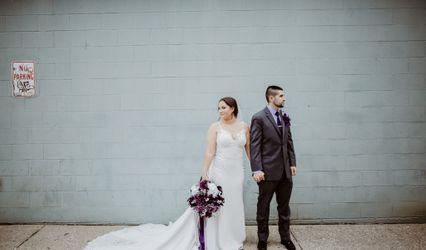 The wedding of Jordain and Derek