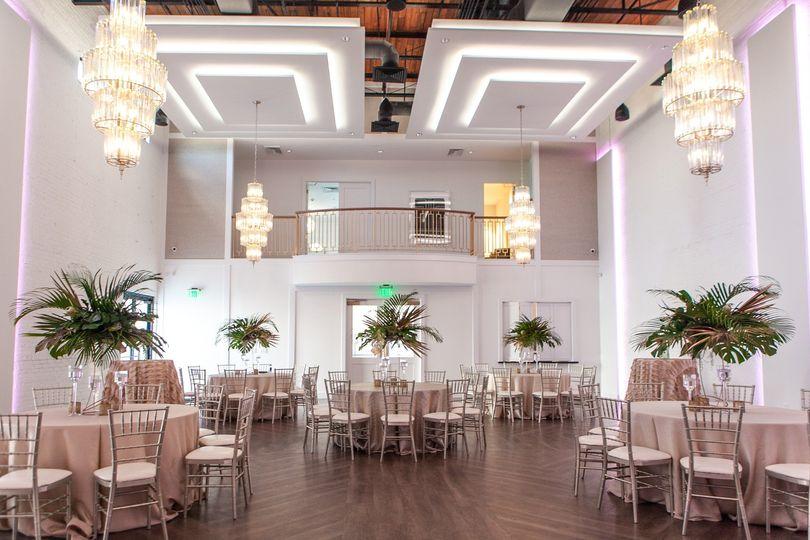 Reception Space| Brandi Hill