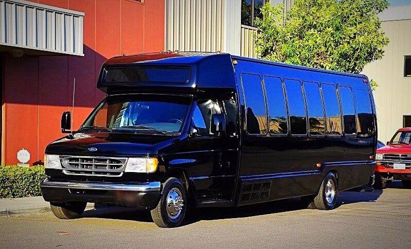20-25 Passenger Party Bus