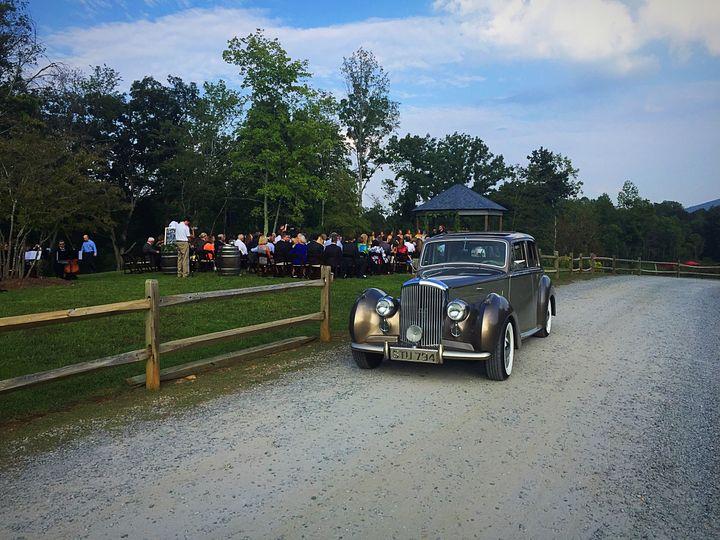 1954 Bentley