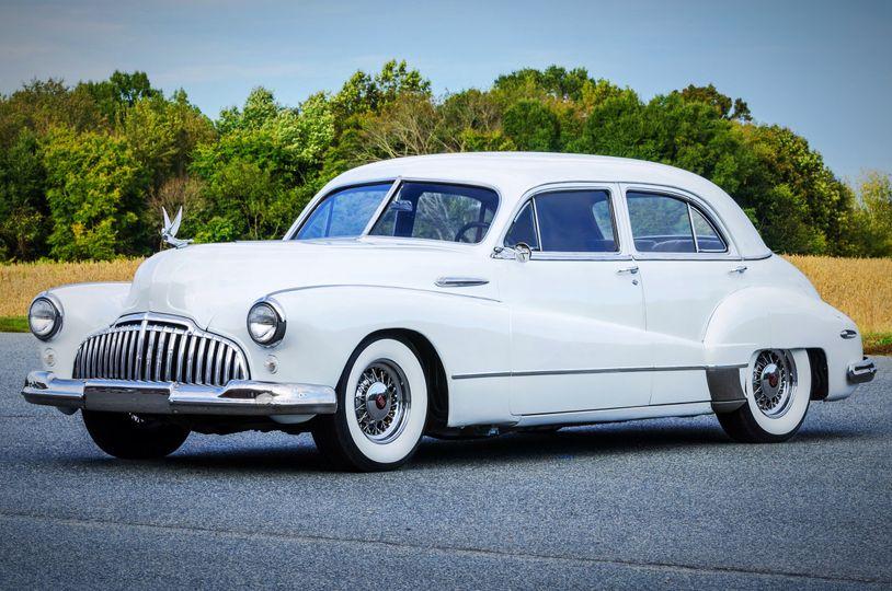 1946  Wedding Car