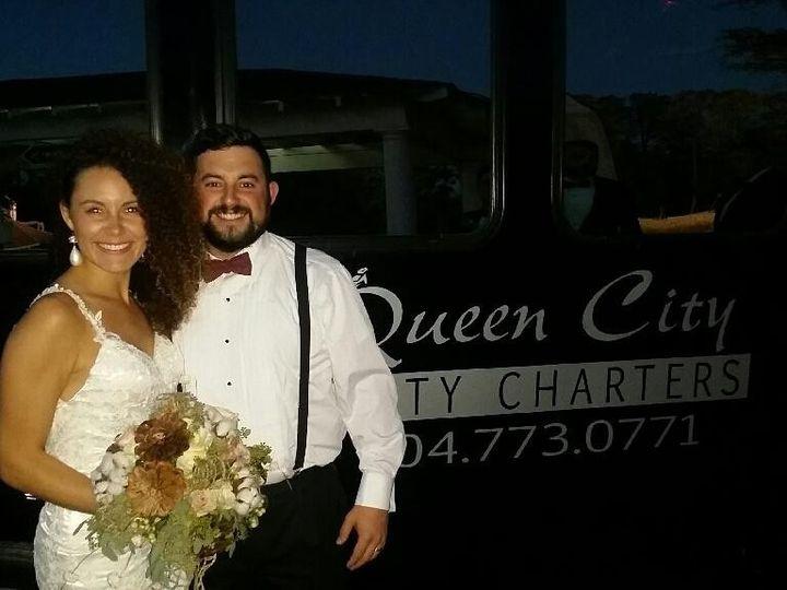Tmx 1483217724843 Img3622 Charlotte, North Carolina wedding transportation