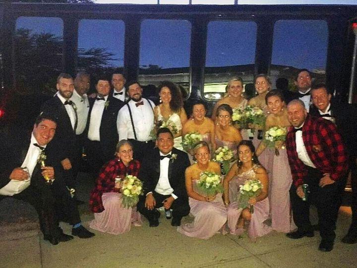 Tmx 1483217790210 Img3897 Charlotte, North Carolina wedding transportation