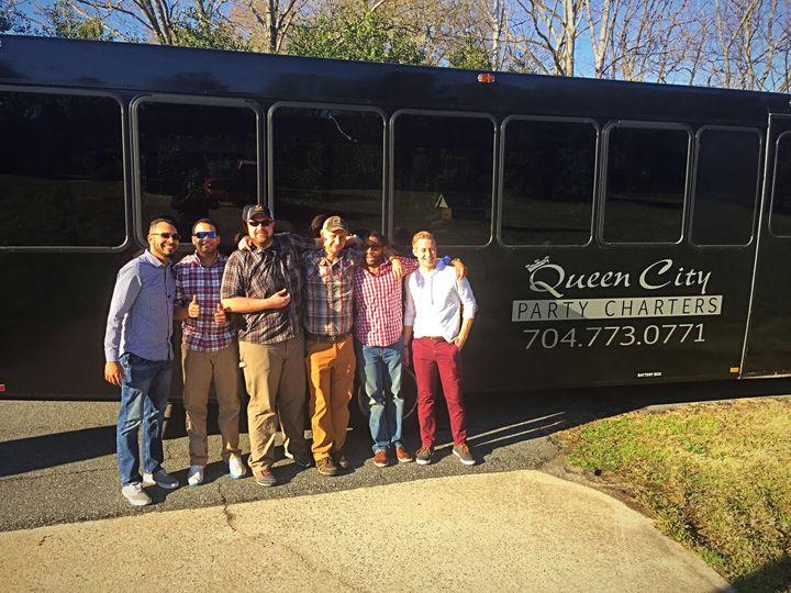 Tmx 1494447534578 Img4949 Charlotte, North Carolina wedding transportation
