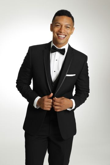 blk kristoff with blk vest and bow tie 1