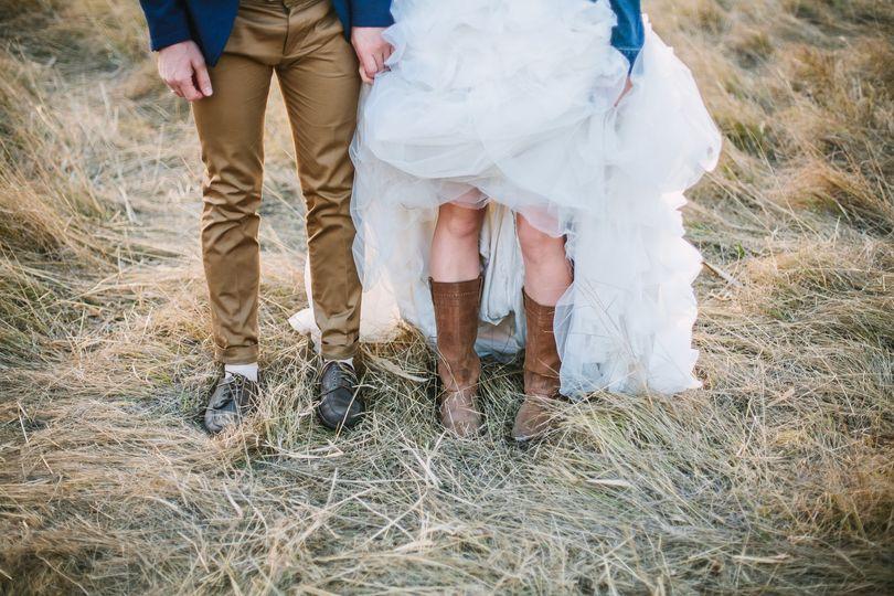 bride in cowboy boots 51 1022511