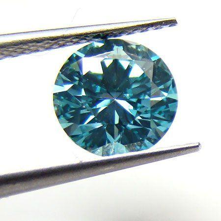 Tmx 1342137671213 1.50ctbluediamond Woodland wedding jewelry