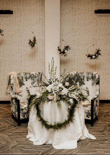 Ballroom - Sweetheart Table