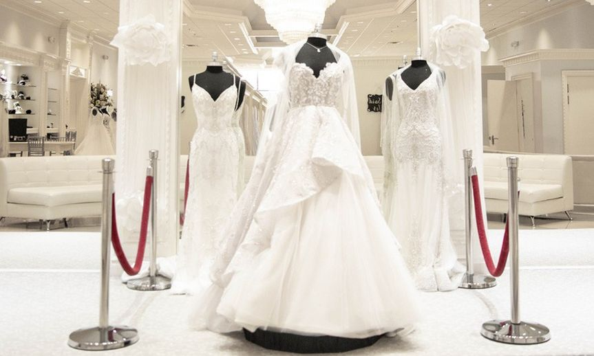 Bridal room mirrors