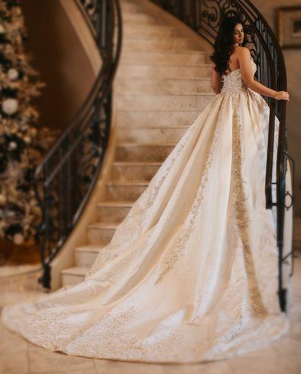 Designer bridal