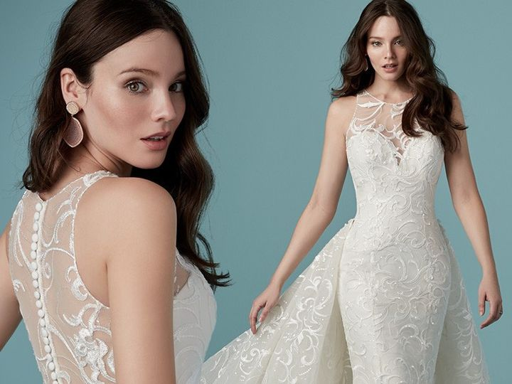 Tmx Bridal Maggie 51 153511 1563998174 Englishtown, New Jersey wedding dress