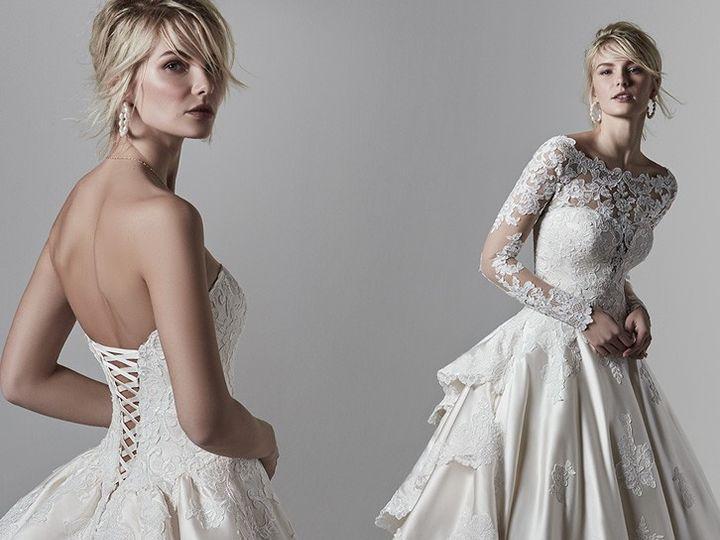 Tmx Bridal Sottero 51 153511 1564004298 Englishtown, New Jersey wedding dress