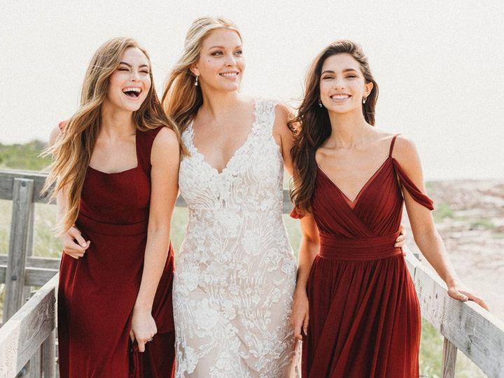 Tmx Bridalparty 3 51 153511 1564004807 Englishtown, New Jersey wedding dress