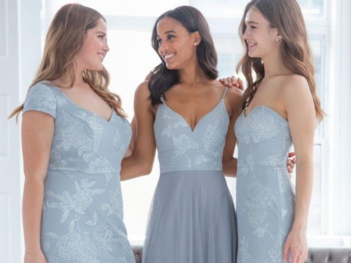 Tmx Bridesmaids 4 51 153511 1564004925 Englishtown, New Jersey wedding dress