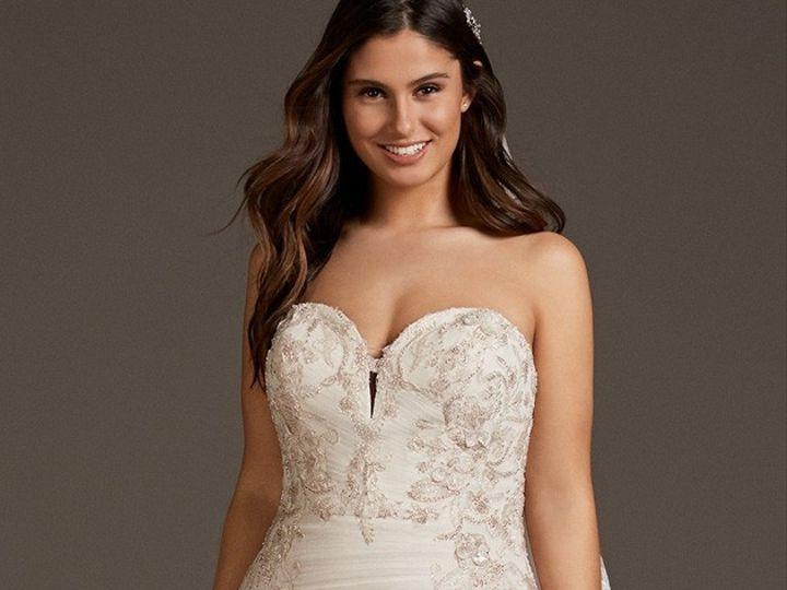Tmx Plus Pronovias 51 153511 1564006334 Englishtown, New Jersey wedding dress