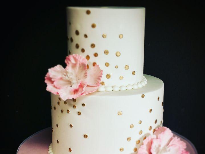 Tmx 1493914665811 Palmcoastbunnellcake11 Bunnell wedding cake