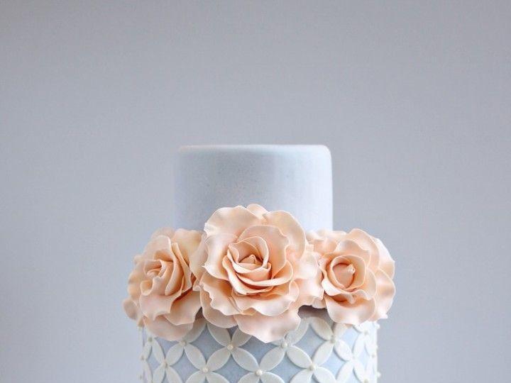 Tmx 1493914681832 Palmcoastbunnellcakes26. Bunnell wedding cake