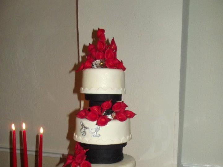 Tmx 1494025433938 Bebes Cake Bunnell wedding cake