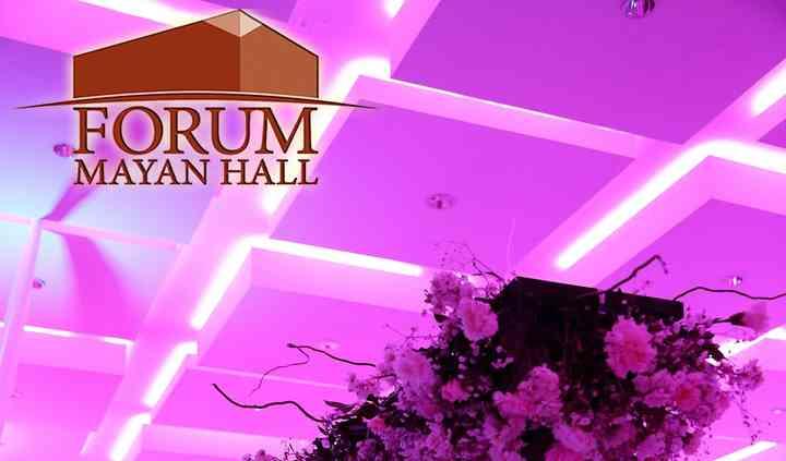 Forum Mayan Hall