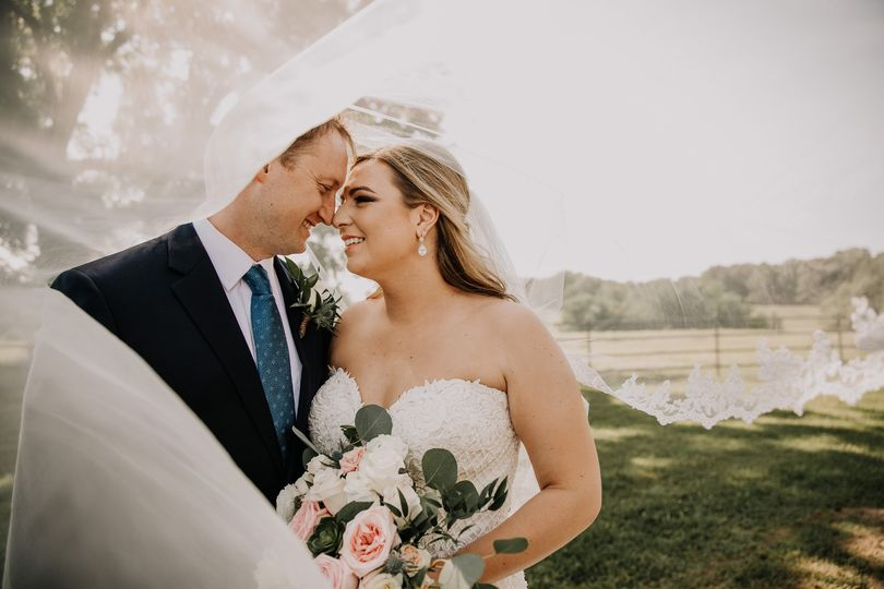 Morgan + Robert Wedding