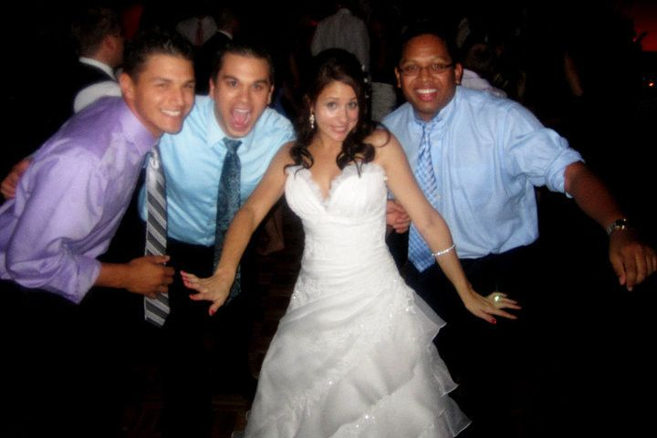 Dancing with the Boys !