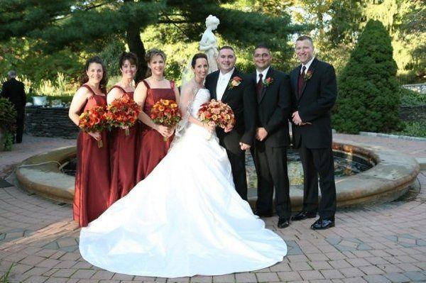 Tmx 1228676047852 Bennettwestrawp Lafayette, NJ wedding dress