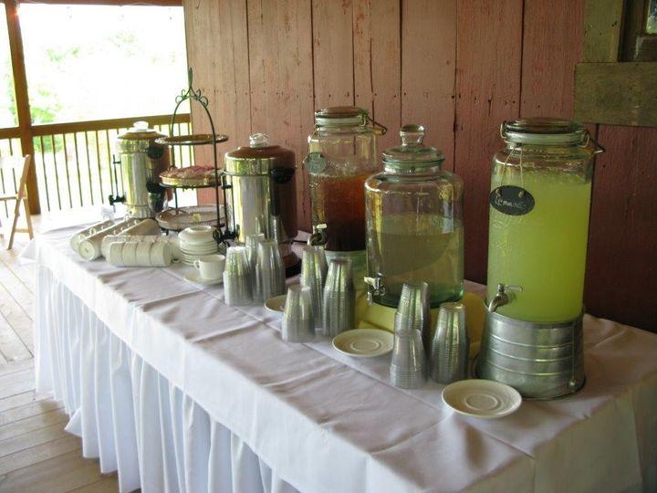 ph moran cold beverage bar deck