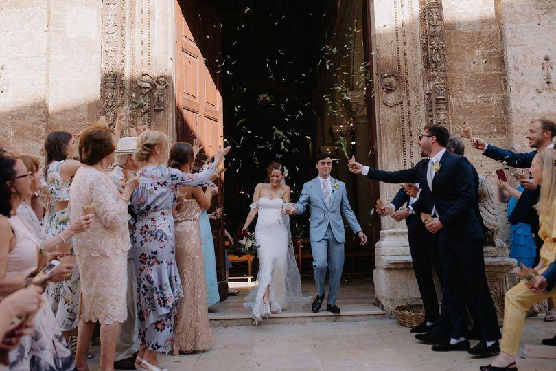 Wedding in Masseria Potenti, Puglia, Italy