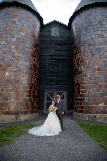 Picturesque silos