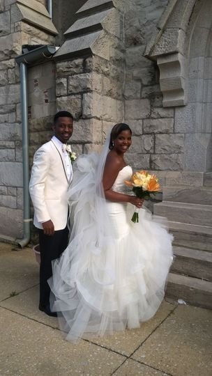 Mr. & Mrs. Carr