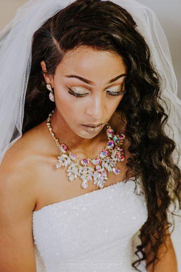 Bridal Portrait!