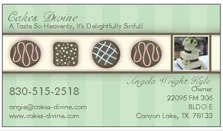 Cakes Divine, LLC (TM)