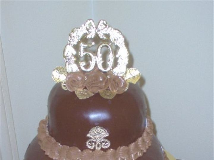 Tmx 1184157827609 50anniversary4 Canyon Lake wedding cake