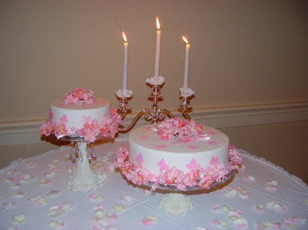 Tmx 1228540007058 Pinkperfection Canyon Lake wedding cake