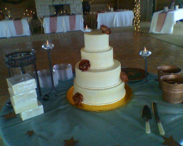 Tmx 1270756772133 Briarrosecake2 Canyon Lake wedding cake