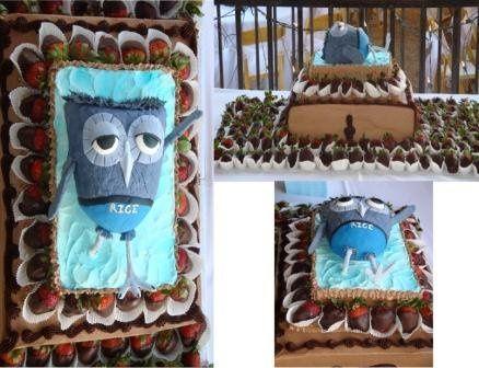 Tmx 1270756989304 Owlcakecollage Canyon Lake wedding cake