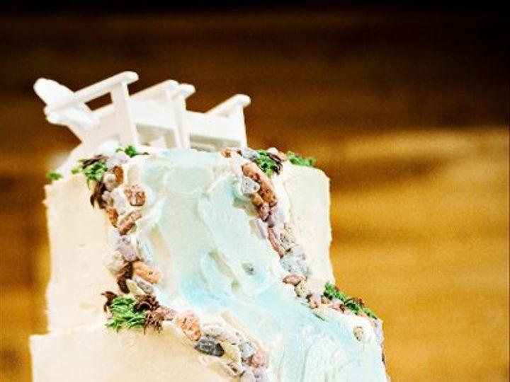 Tmx 1270757022617 Waterfallcake Canyon Lake wedding cake
