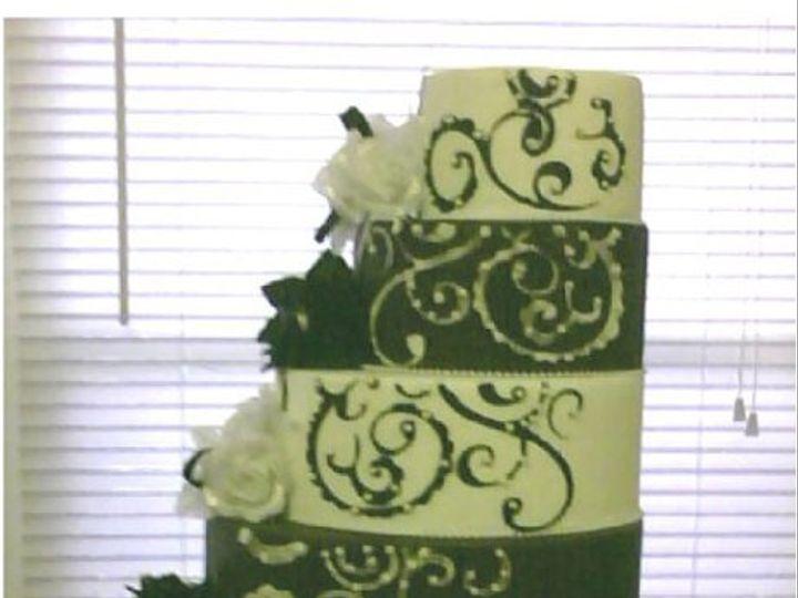 Tmx 1270757032367 Elegancedivinewatermark Canyon Lake wedding cake
