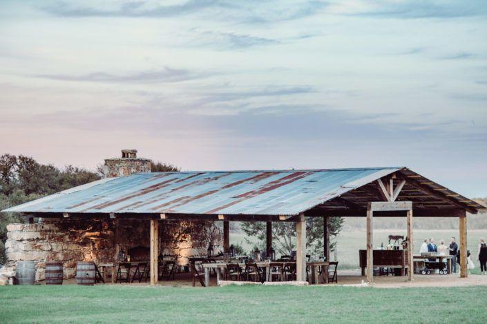 Outdoor ranch