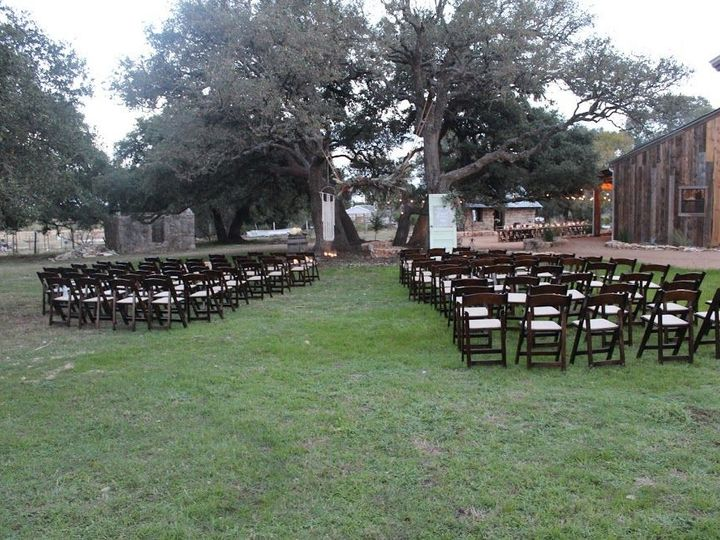 Tmx 1523457406 5a9e8eb0ae81530d 1523457371 6fee1e561f93486b 1523457369693 1 OH 24 BoHo Cer Dripping Springs, TX wedding venue