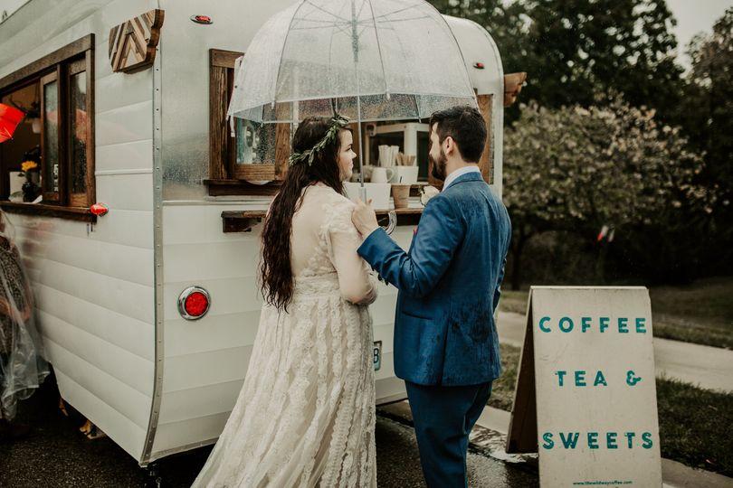 Coffee, Tea, and Sweets