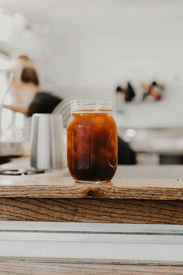 House-made cold brew