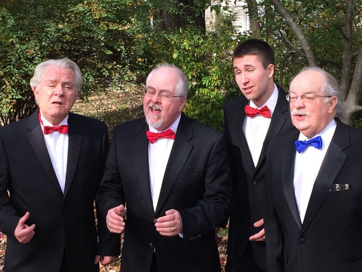 barbershop quartets are provided by Twisted Mustache. Our barbershop quartets love to sing at...