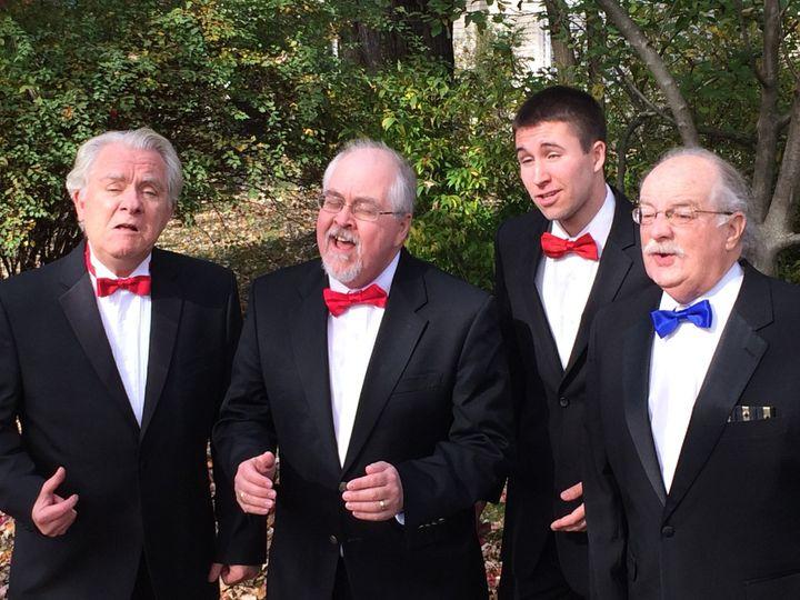 Tmx 1483549168152 Barbershop Quartet Tux 1 Morristown wedding ceremonymusic