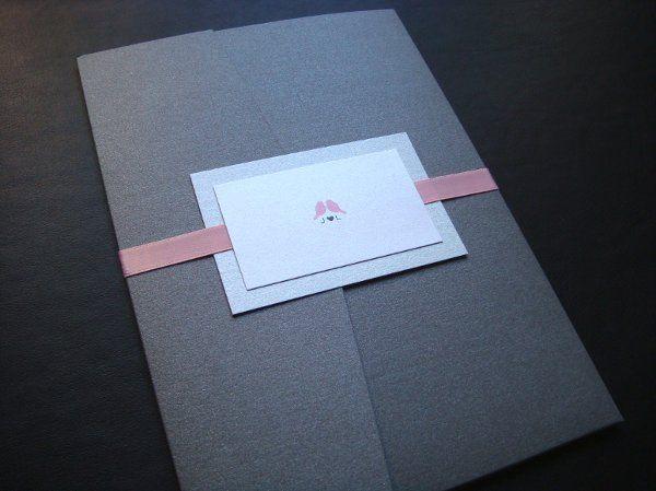Tmx 1277236097700 LovebirdPocketfold1 Boston wedding invitation